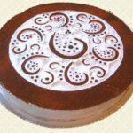 עוגת מרנג קפואה