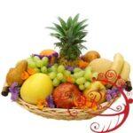 סלסלת פירות מארז מתנה