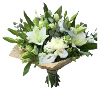 זר פרחים לחג